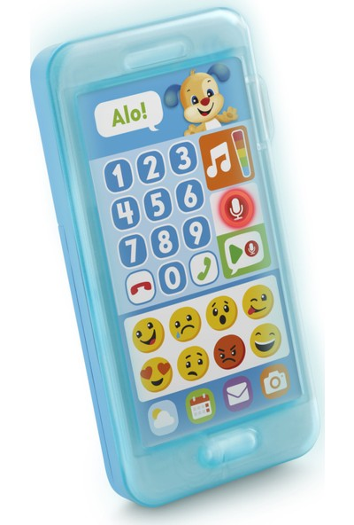 Fisher-Price Lnl Akıllı Telefon (Türkçe)