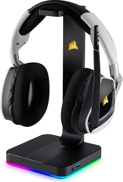 Corsair Gaming ST100 RGB Premium Kulaklık Standı CA-9011167-EU