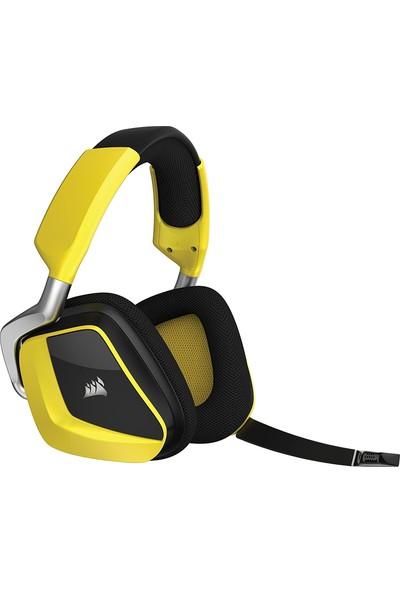 Corsair Gaming Void Pro RGB Wireless SE - Black/Yellow Kulaklık CA-9011150-EU