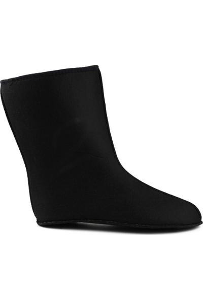 Gezer Polly Çizme Kauçuk İçi Çoraplı Uzun Boy