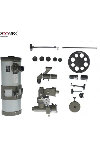 Zoomex 114F1000EQ Astronomik Profesyonel Teleskop 1125X Büyütme - Eğitici ve Öğretici