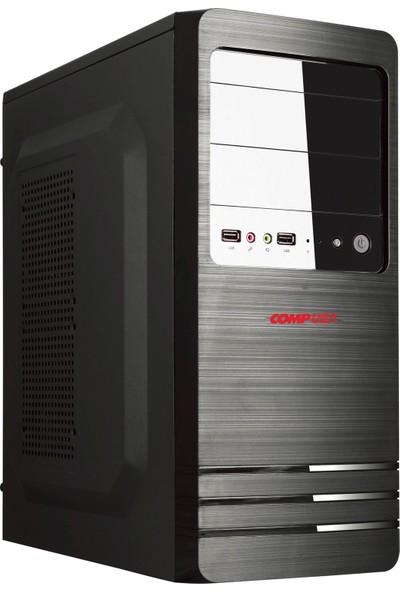 Compusa ELEMENT FC-EM02A SSD Oyuncu Bilgisayar Kasası