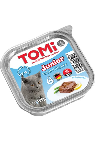 Tomi Alu Yavru Junior 100 Gr