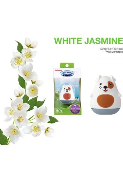 Bullsone 90 Güne Kadar Etkili Anti Alerjik Araç Kokusu (White Jasmine)