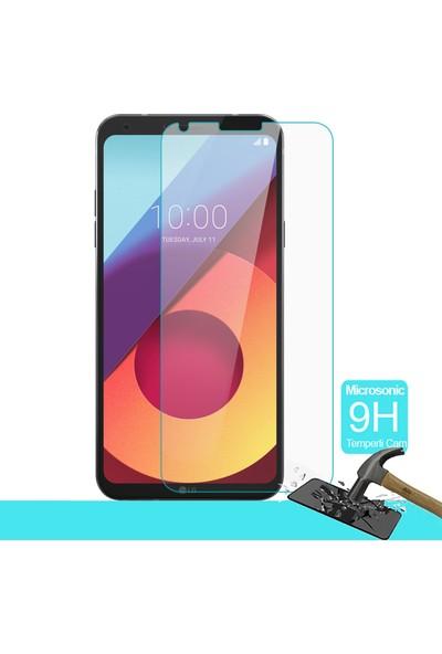 Microsonic LG Q6 Temperli Cam Ekran Koruyucu