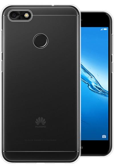 Microsonic Huawei P9 Lite Mini Lite Transparent Soft Kılıf Şeffaf