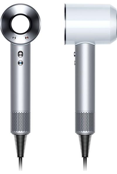 Dyson Supersonic Beyaz Saç Kurutma Makinesi(Dyson Türkiye Garantili)