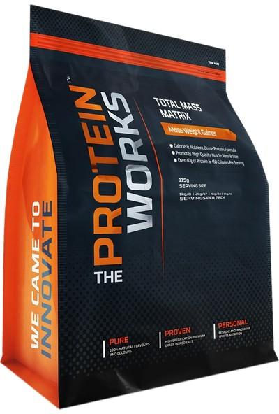 Protein Works Total Mass Matrix 5000 Gr (Kurabiye)