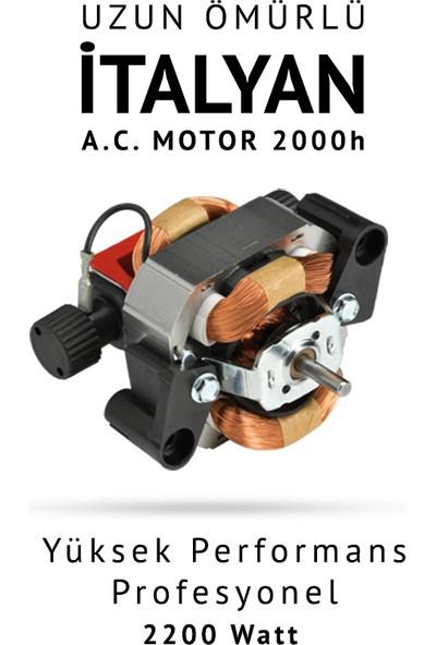 Etap Energyx Pro Profesyonel Seri 2200 Watt Kuaför Fön Makinesi BEYAZ (İtalyan Motor)