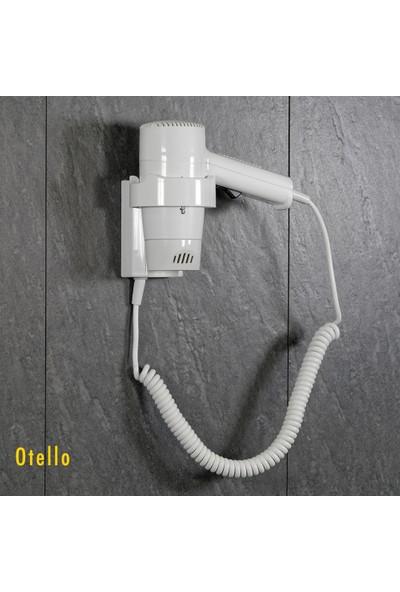 Etap Otello Duvara Monte Otel Tipi Saç Kurutma Makinesi
