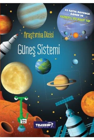 Güneş Sistemi:Araştırma Dizisi