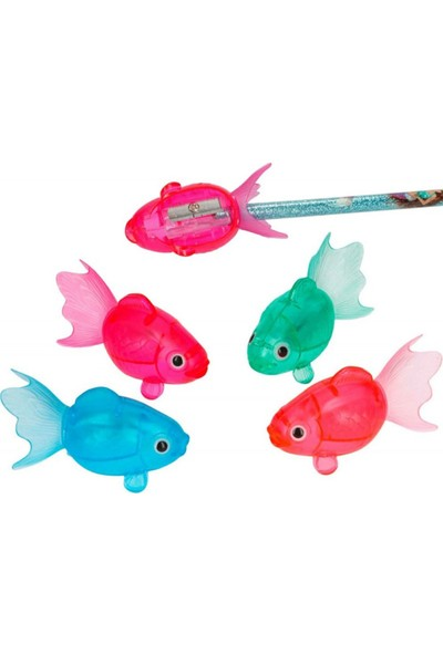 Top Model Balık Kalemtraş 8758