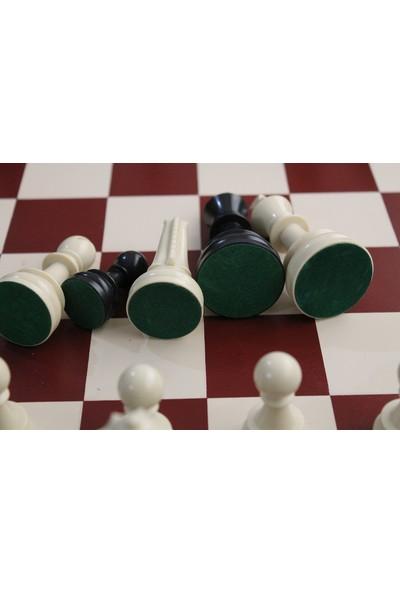 Zumbul Gold 95 Satranç Takımı (Staunton)