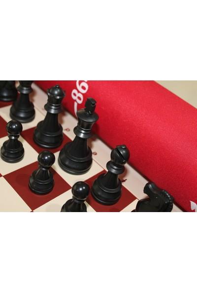 Zumbul Gold 86 Satranç Takımı (Staunton)