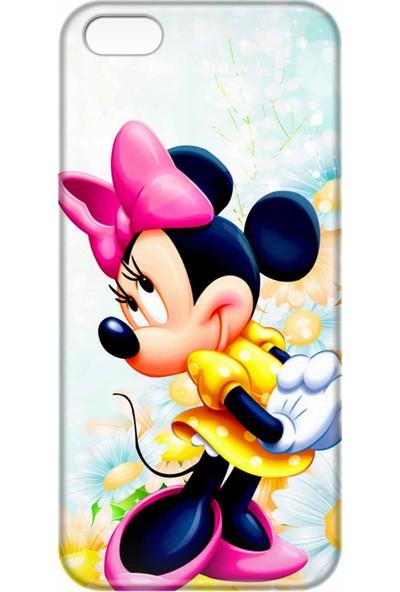 Svart Case Apple iPhone 5/5S/SE Silikon Baskılı Arka Kapak