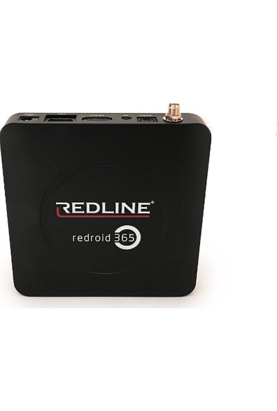 Redline Redroid 365 4K Android