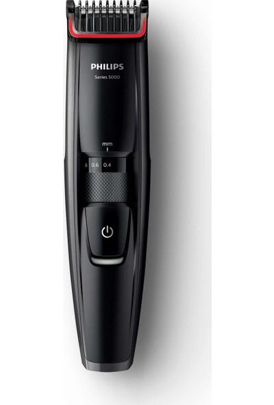 Philips Beardtrimmer Series BT5200/16 Kirli Sakal Düzeltici