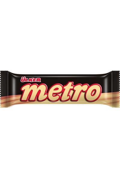 Ülker Metro Çikolata
