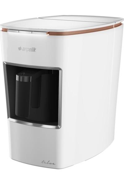 Arçelik K 3400 Beyaz Telve Türk Kahve Makinesi