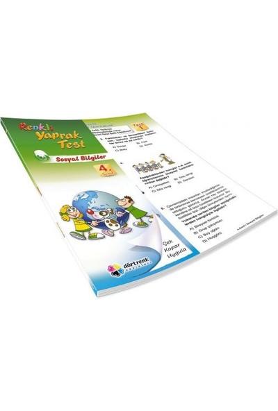 Dörtrenk Yayınları 4.Sınıf Sosyal Bilgiler Yaprak Test