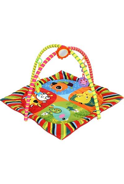 Babycim Minik Dostlar Oyun Halısı