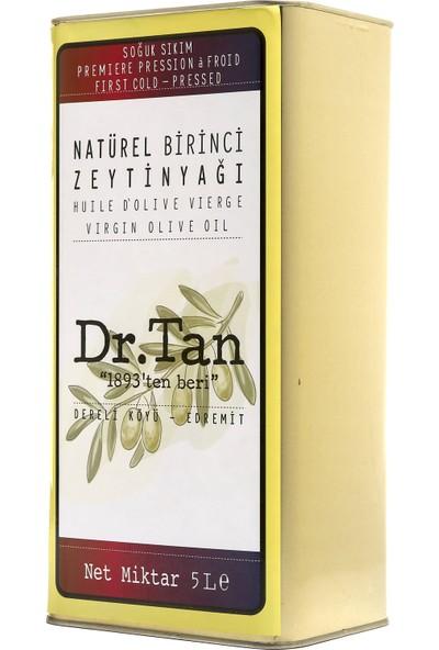 Dr.Tan Natürel Birinci Zeytinyağı 5 Lt. 2019/2020 Sezonu