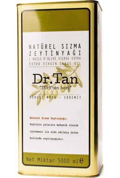 Dr.Tan Erken Hasat Soğuk Sıkım Natürel Sızma Zeytinyağı 5 Lt. 2019/2020 Sezonu