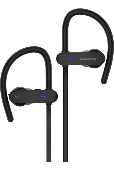 Spigen Legato R53E Kablosuz Bluetooth Suya Dayanıklı Spor Kulaklık Black - 000SD22615