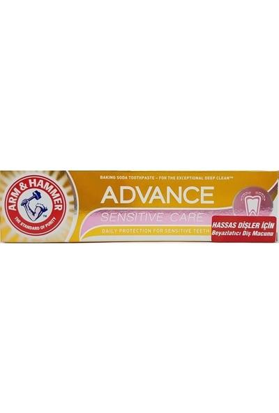 Arm&Hammer Advanced Whitening Hassas Dişler İçin Beyazlatıcı Diş Macunu