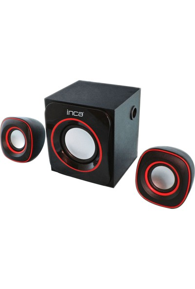 Inca ISP-315 USB 2+1 Speaker