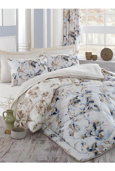 Cotton Box Ranforce Tek Kişilik Uyku Seti Pastella Mavi