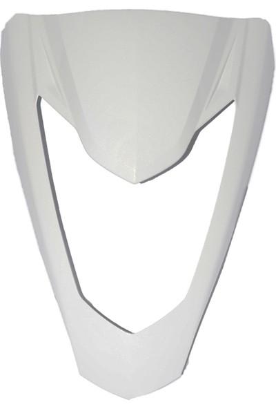 Honda Activa S 125 (yeni model) Beyaz Far Çerçevesi