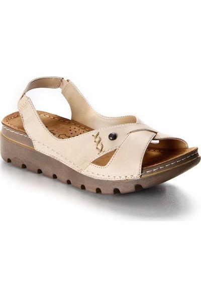 Pierre Cardin Günlük Kadın Sandalet Pc-1380-3630.558