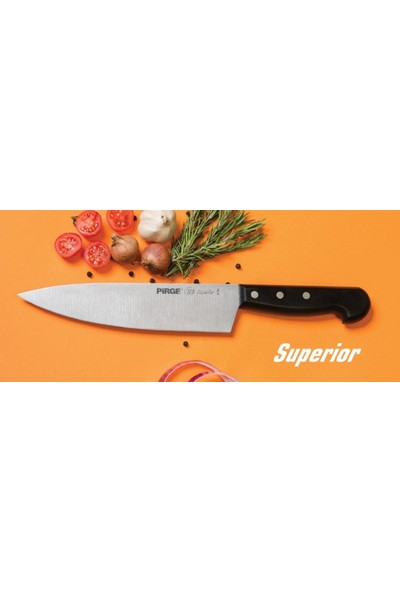 Pirge Superior Şef Bıçağı 19 Cm – Zafer Endüstriyel Mutfak