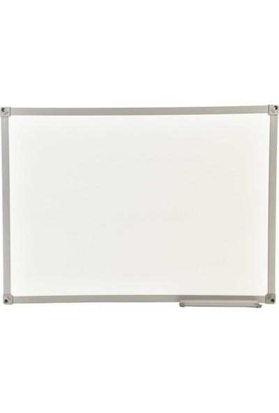 Evreka 50x70 Duvara Monte Beyaz Yazı Tahtası+Kalem+Silgi