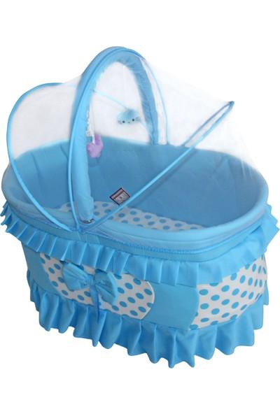 Happy Baby Class Uykucu Anadizi (Mavi)