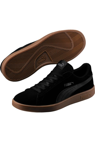 Puma 364989 Smash V2 Black Erkek Spor Ayakkabısı