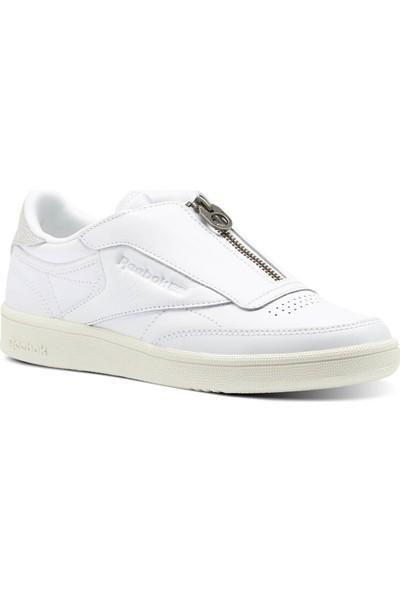 Reebok CN0139 Club C 85 Zip M Kadın Spor Ayakkabısı