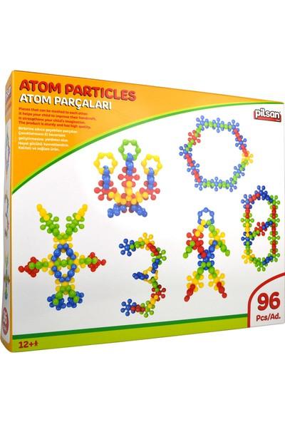 Pilsan Atom Parçaları Kutulu 96 Parça