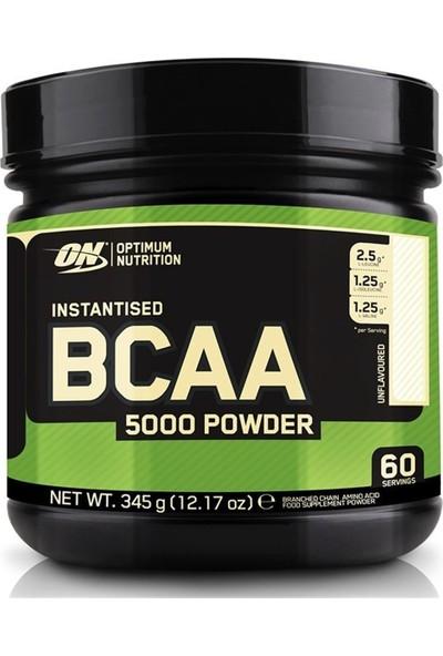 Optimum Nutrition Bcaa 5000 Powder 345 Gram