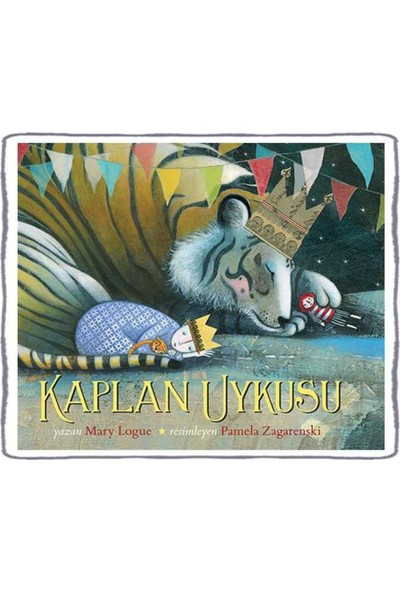 Kaplan Uykusu (3+ Yaş)