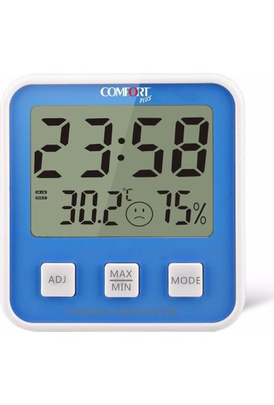 Comfort Plus DM658 Bebbe Dijital Thermo-Nem Ölçer