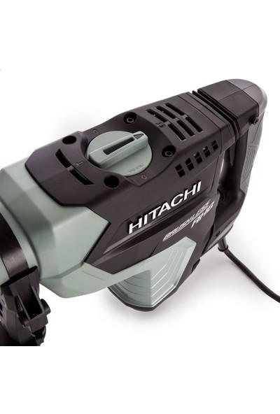 Hitachi DH45ME 1500Watt 13.4J 9Kg Kömürsüz Profesyonel SDS-Max Kırıcı/Delici