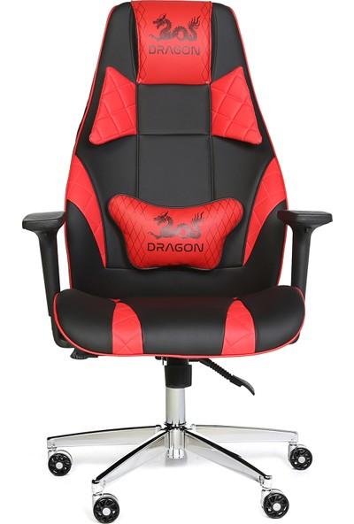 Seduna dragon | Xpro Sk10 | Oyuncu Koltuğu Kırmızı - Siyah