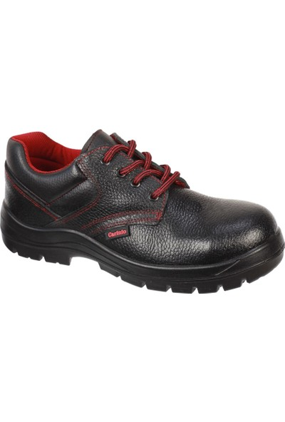 Carinio Deri İş Güvenlik Ayakkabısı 3100 45 Numara