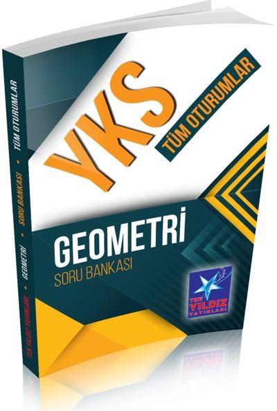 Tek Yıldız YKS Tüm Oturumlar İçin Geometri Soru Bankası