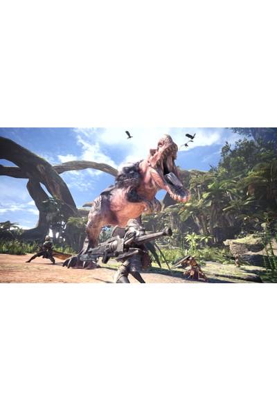 Monster Hunter World PS4 Oyun