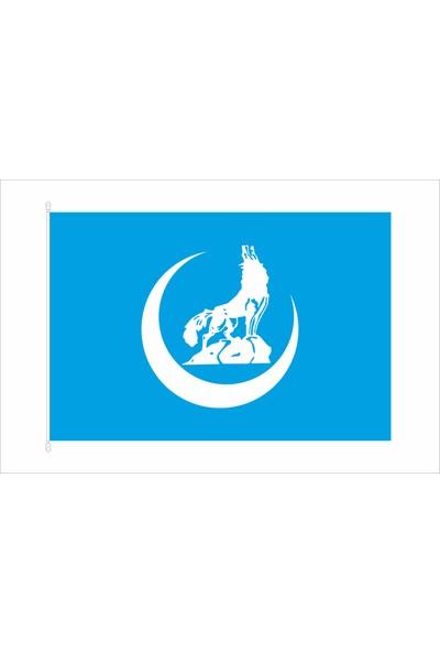 Gönder Bayrak - Bozkurt Bayrağı 50X75Cm