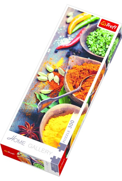 Trefl 300 Home Gallery Colorful Spices