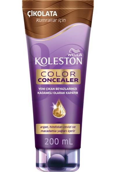 Wella Color Concealer Çikolata(Kumrallar İçin)